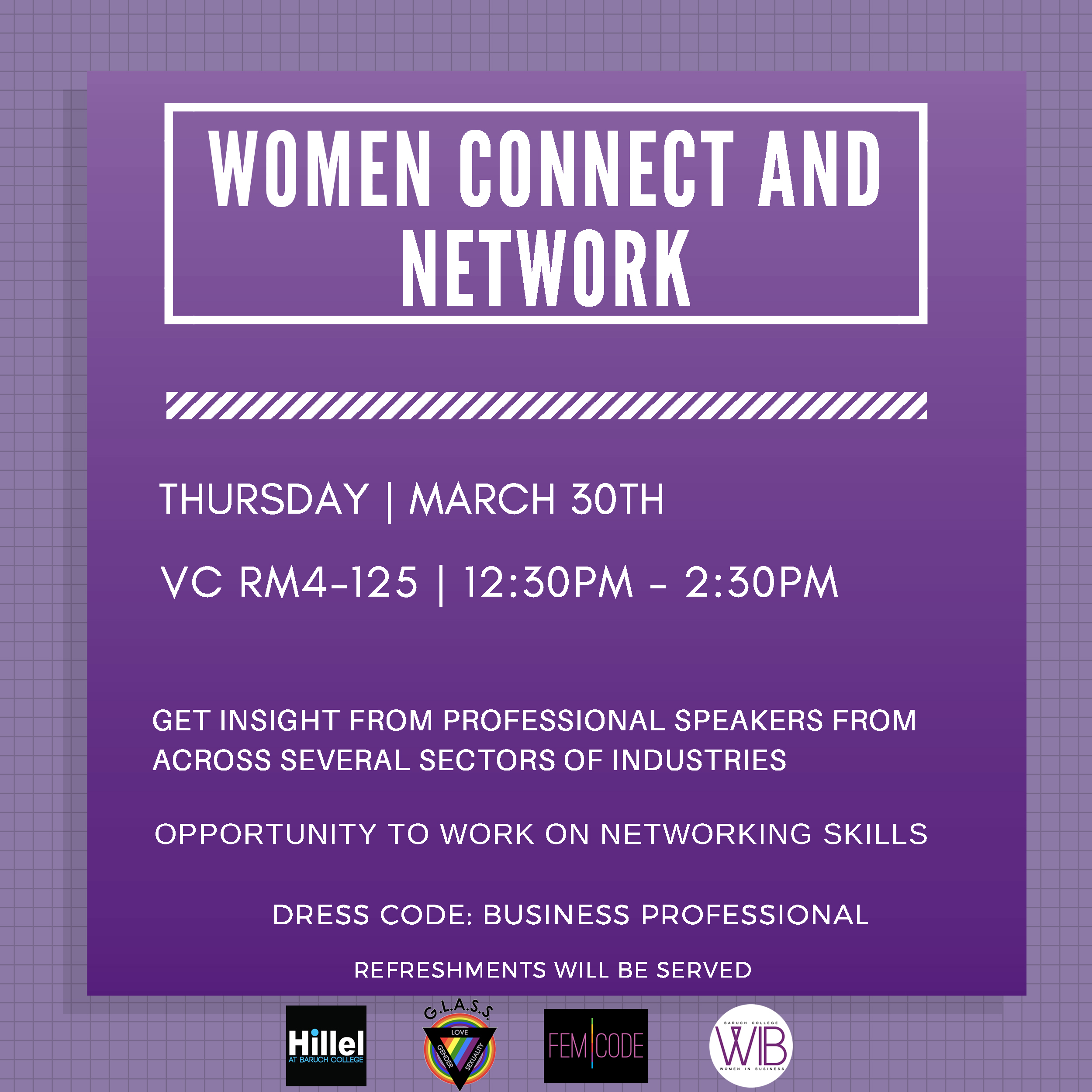 Women Connect & Network