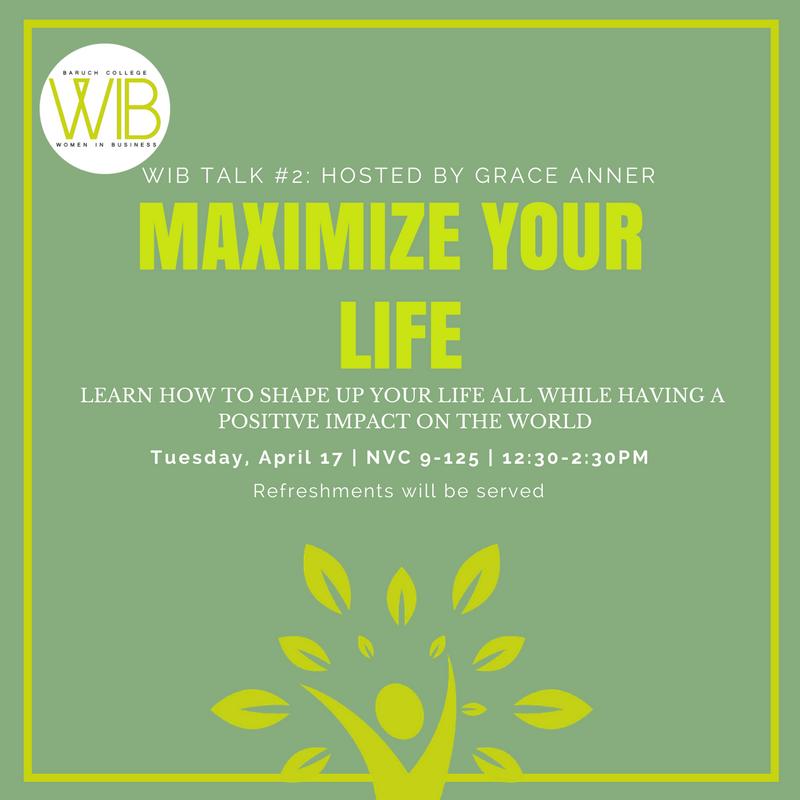 Maximize your Life