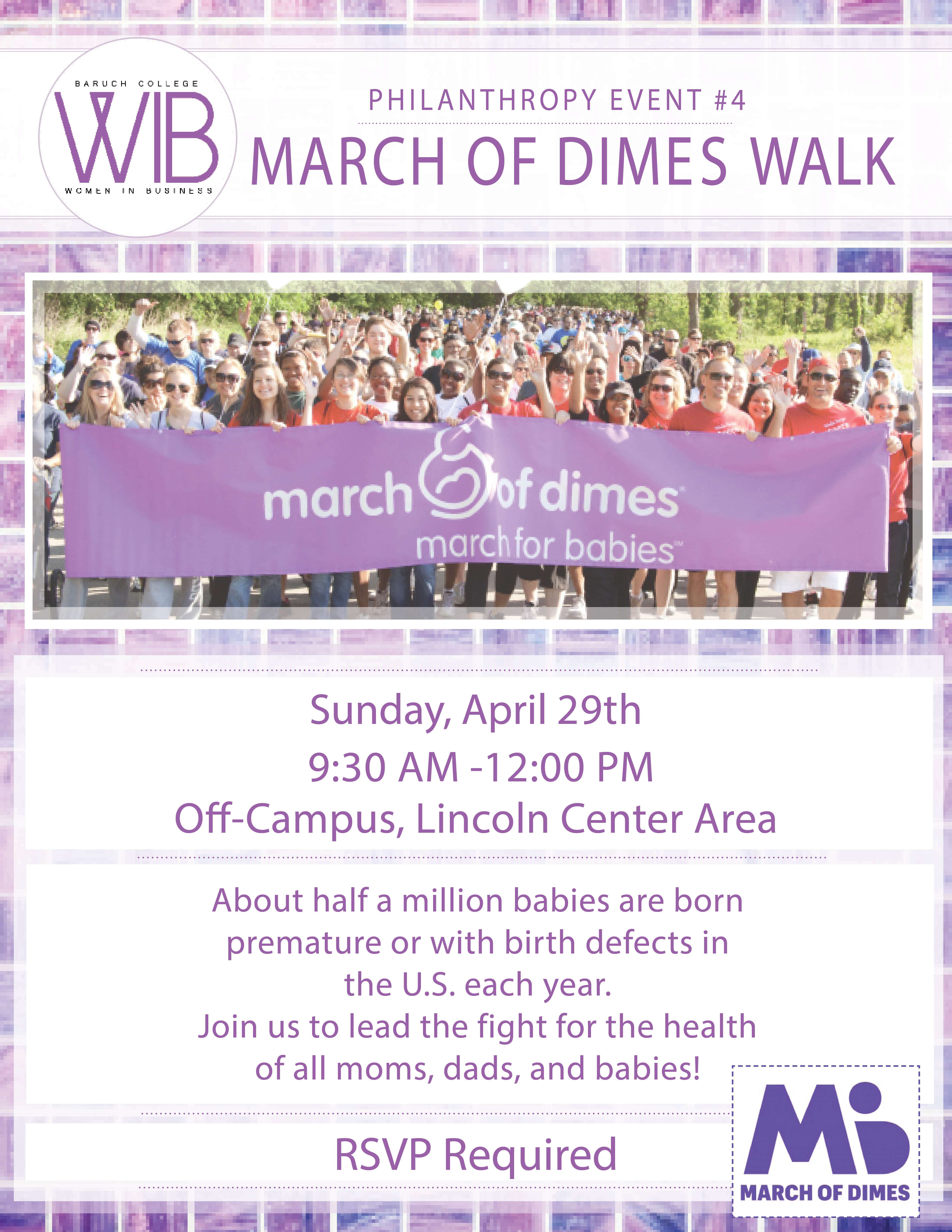 March of Dimes #3