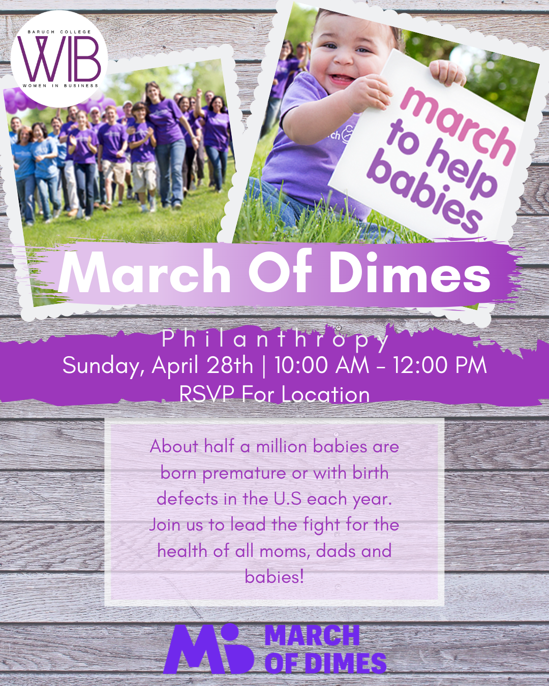 March of Dimes (1)