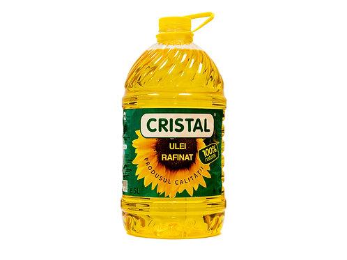"""""""CRISTAL"""" rafinat 5L"""