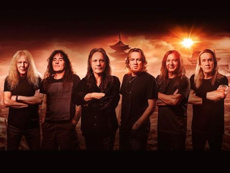 """İngiliz Heavy Metal Efsaneleri IRON MAIDEN'ın Merakla Beklenen Yeni Albümü """"Senjutsu"""" Yayınlandı!"""