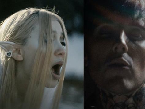 """Daine ve Oli Sykes'ın Ortak Çalışması """"SALT""""ı Fantastik Müzik Videosuyla Dinleyin!"""