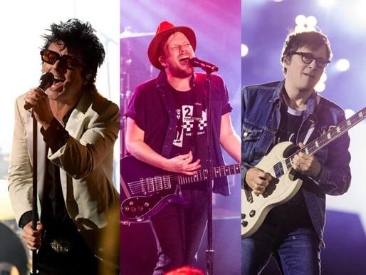 Green Day, Fall Out Boy ve Weezer, İngiltere/Avrupa Turunu Yeniden Planladı!
