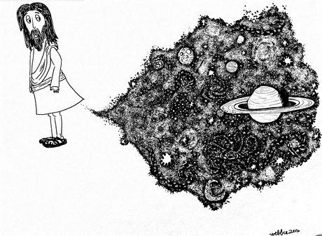 Galactic Flatulence