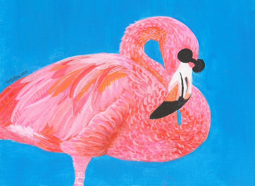 Siesta Bird
