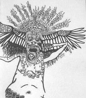El Demonio del Coche