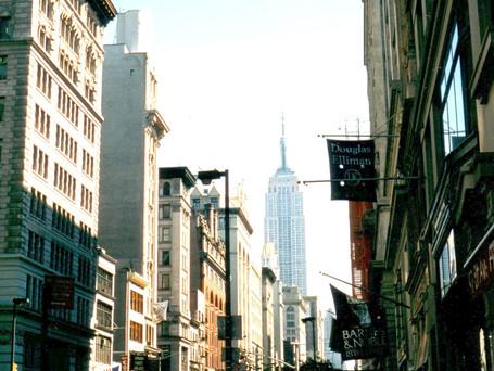 Impressioni di viaggio: New York, il gigante dai piedi d'argilla