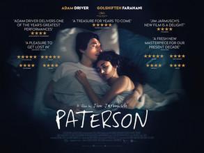 Un bel film: PATERSON