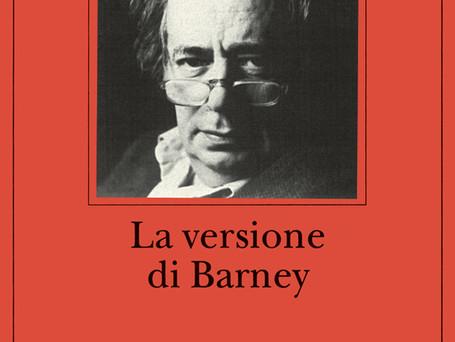 """Il libro sul comodino: """"La versione di Barney"""" di Mordecai Richler"""