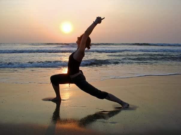 Yoga @ The Yoga Hut. 1 x class