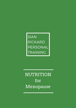 The Nutrition Guide Menopause - Before,
