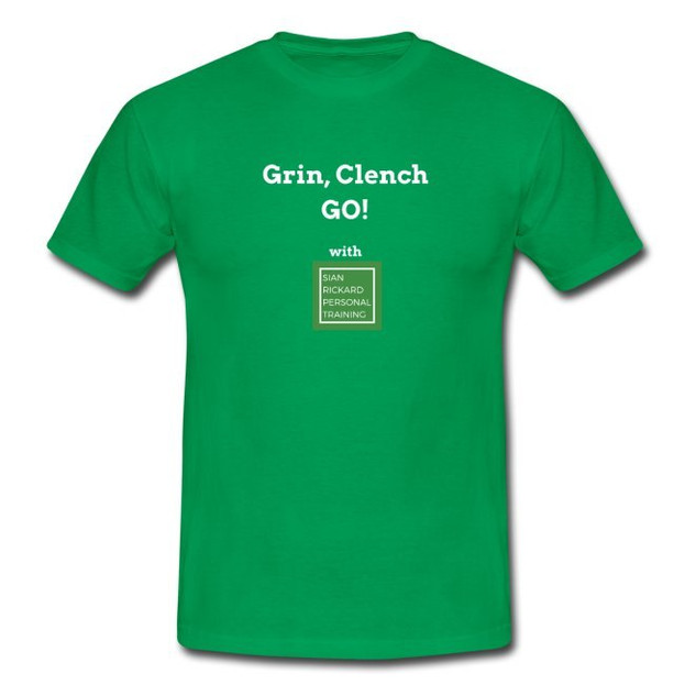 Grin, Clench Go Shirt