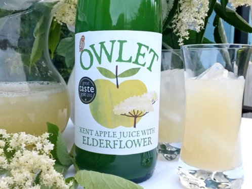 Apple & Elderflower (x6 litres)