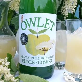 Apple & Elderflower