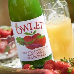 Apple, Rhubarb & Strawberry
