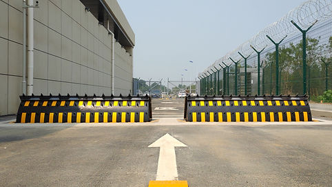Roadblocker for airport