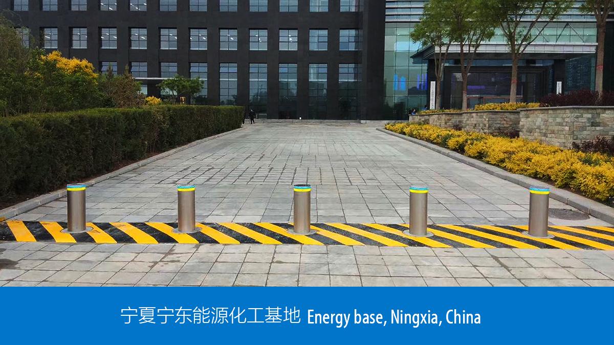 Bollards - Energy base