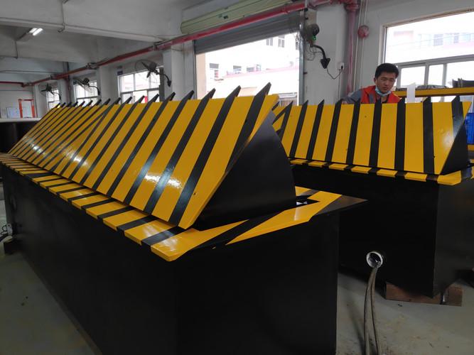 Línea de producción de roadblocker