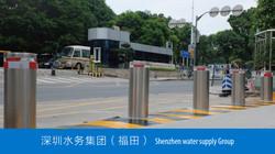 Bollards - Water supply group - Shenzhen