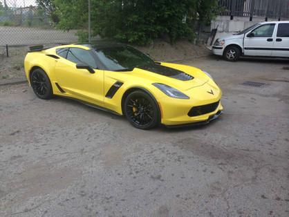 Corvette Z07