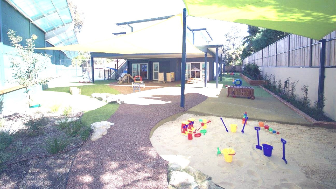 One of our outdoor environments