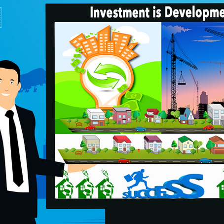 Real Estate Investing Drives Economic Development