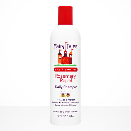 Fairy Tales Rosemary Repel Shampoo 12 oz