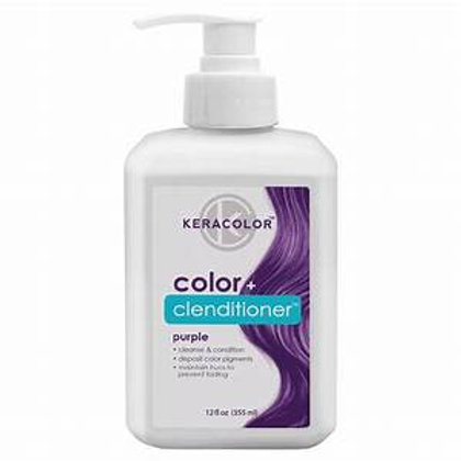 Color Clenditioner Purple