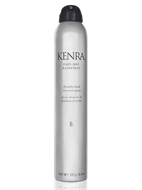 Kenra Fast Dry Hairspray #8