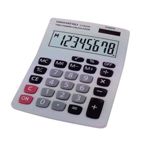 Calculadora Mesa Daihatsu 8 Digitos D-E 805