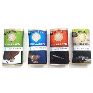 Tabaco para armar Van Hasen, natural, suave, original
