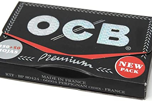 Papel OCB negro premium