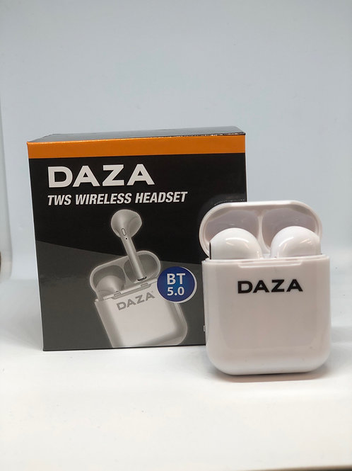 Auriculares Inalambricos Bluetooth Daza In Ear Recargable Usb