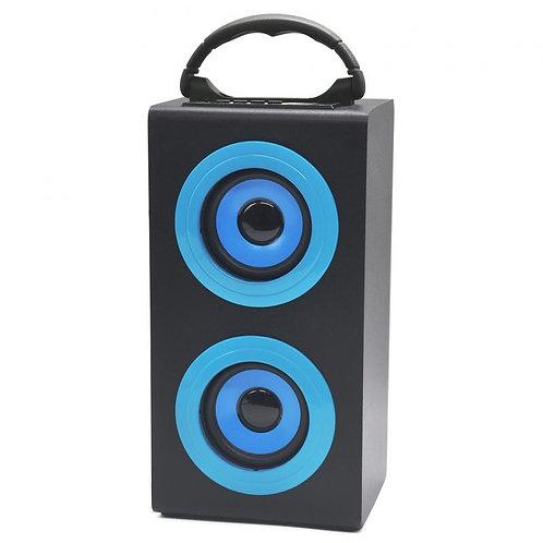 Parlante Portatil Bluetooth Con Radio