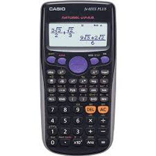 Calculadora Cientifca Casio Fx-82es Plus