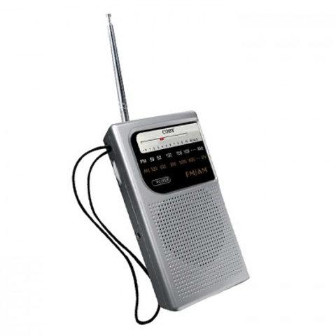 Radio portatil Daza AM-FM a pila