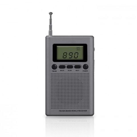 Radio Daza Digital, portatil AM-FM a pilas
