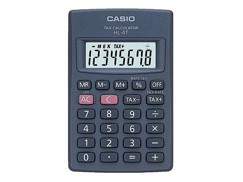 Calculadora De Bolsillo Casio HL4