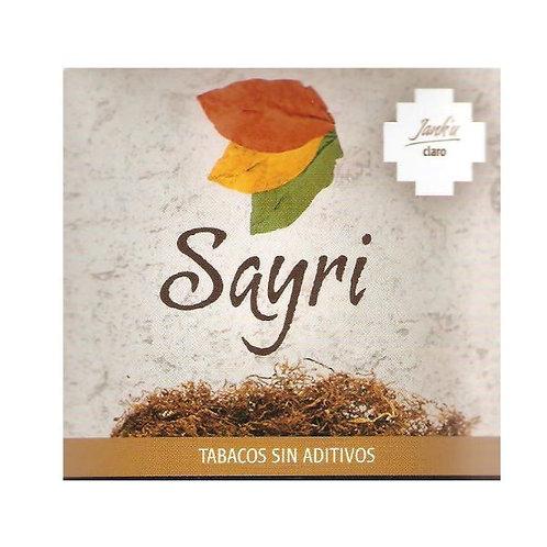 Tabaco para armar Sayri, 50 G todos los gustos