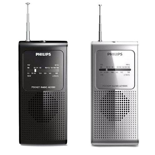 Radio Philips AM-FM a pilas