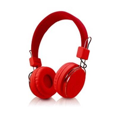 Auriculares Vincha Bluetooth Recargable Panacom Bl1353