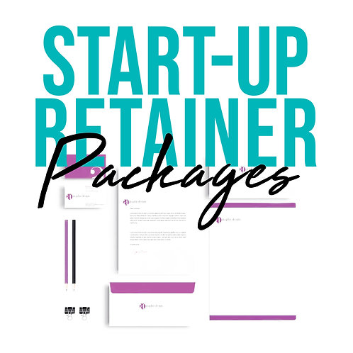 START-UP RETAINER PACKAGES