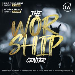 Worship Service Promo