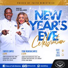 NYE Celebration