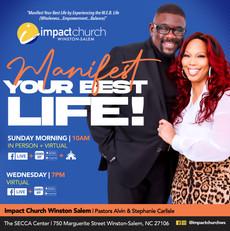 Church Service Promo