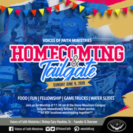 Homecoming Tailgate