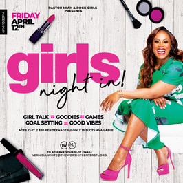 Girls Night Promo