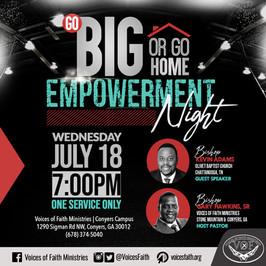 Empowerment Night