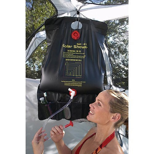 Solar Camp Shower - 5 Gallon